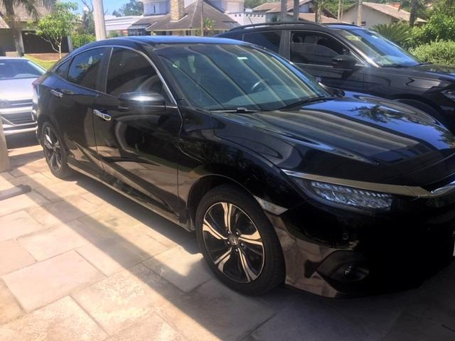 Honda Civic 1.5 Touring Turbo - 2017 - Impecável