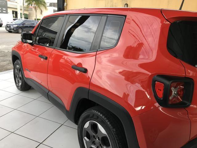 Jeep Renegade Sport flex câmbio manual! - Foto 7