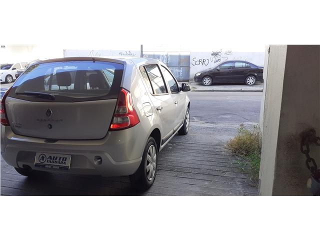 Renault Sandero 1.0 expression 16v flex 4p manual - Foto 9