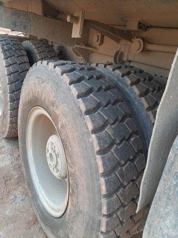 Vendo Caminhão Scania P/420 - Foto 8