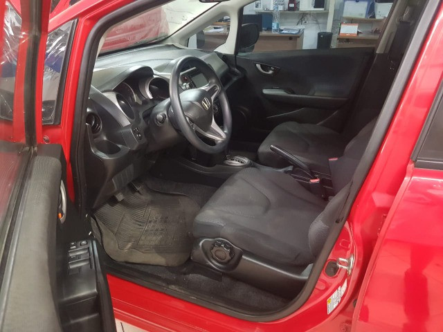 Honda Fit 2012 1.4 Flex LX Vermelho Estudo Troca e Financio - Foto 11