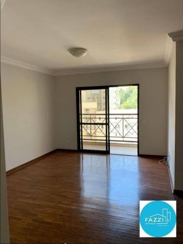 Apartamento com 3 dormitórios para alugar por R$ 1.430,00/mês - Jardim dos Estados - Poços - Foto 3