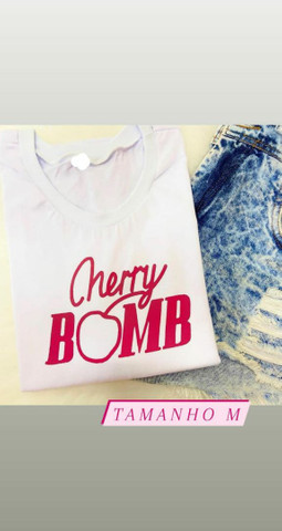 Combo de T-shirt Femininas  - Foto 6