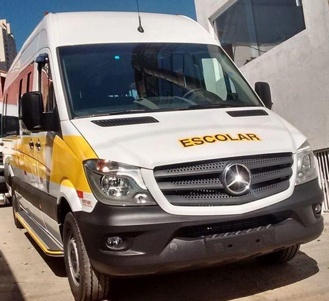 Sprinter 2019 Nova Só 300 Km rodados