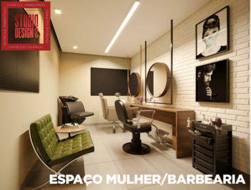 Apartamento na Jatiuca, quarto e sala, studio, 2 quartos ate 100 meses - Foto 15