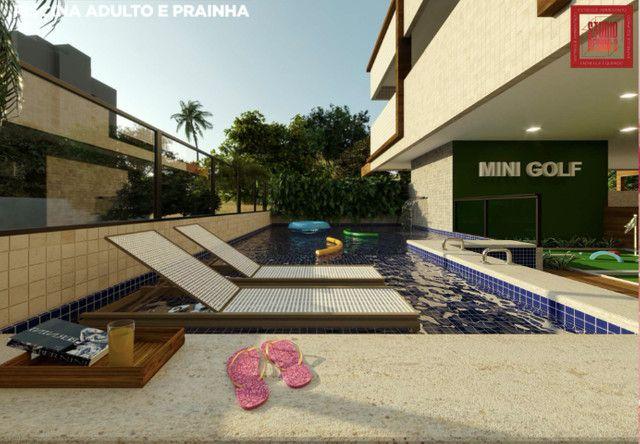 Apartamento na Jatiuca, quarto e sala, studio, 2 quartos ate 100 meses - Foto 3