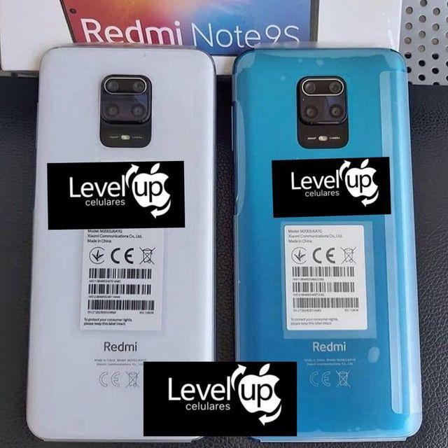 PREMIUM!!! Redmi Note 9S da Xiaomi.. Novo Lacrado com Garantia e Entrega