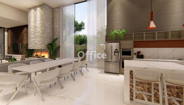 Linda casa Residencial Anaville - Foto 5
