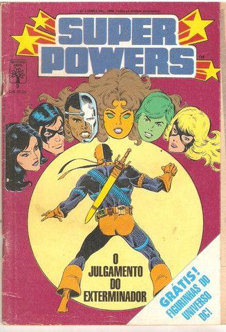 Kit Sagas Completas: 5 revistas Super-Powers e DC Especial - Foto 2