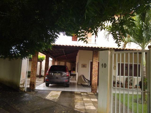 Casa em Condomínio,  4 suítes, deck, piscina privativa, Centro/Eusébio