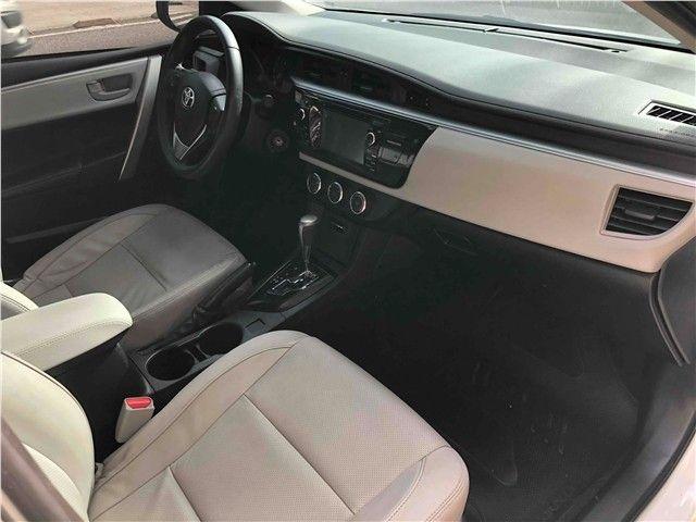 Toyota Corolla 2017 1.8 gli upper 16v flex 4p automático - Foto 10