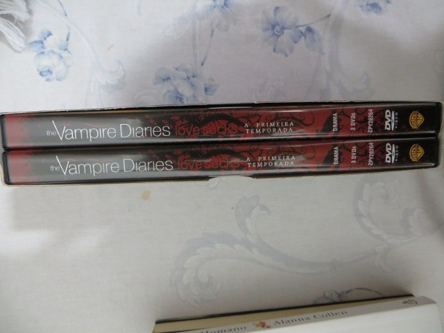 Box 1ª Temporada The Vampire Diaries - Foto 3
