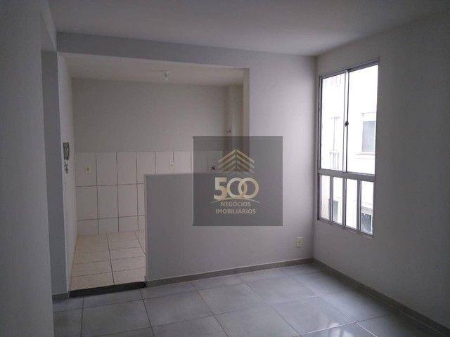 Apartamento com 2 dormitórios à venda, 48 m² por R$ 157.000,00 - Roçado - São José/SC - Foto 9