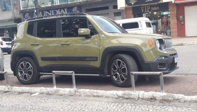 Jeep Renegade Longitude Edição Limitada Teto Solar - Foto 3