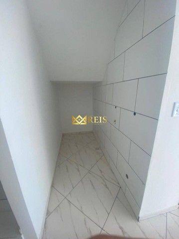RI Casa com 3 dormitórios à venda, 56 m² por R$ 200.000 - Unamar - Cabo Frio/RJ - Foto 9
