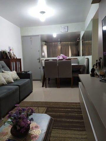 Residencial Bariloche, apto semi mobiliado, com 3 qtos, próximo Muffatão Neva   - Foto 5