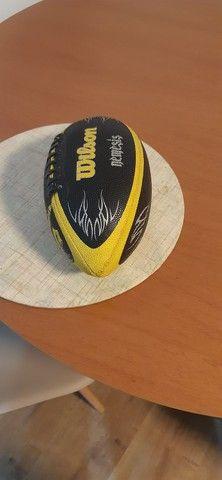 Bola Futebol Americano Wilson Nfl oficial - Foto 3