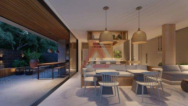 Apartamento com 2 dormitórios à venda, 119 m² por R$ 1.592.702,00 - Santo Antônio de Lisbo - Foto 2