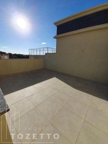 Apartamento para Venda em Ponta Grossa, Centro, 3 dormitórios, 1 suíte, 2 banheiros, 2 vag - Foto 12