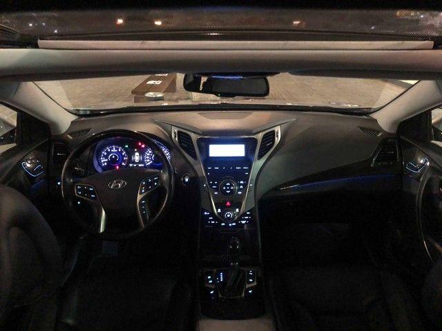 AZERA 2012/2013 3.0 MPFI GLS V6 24V GASOLINA 4P AUTOMÁTICO - Foto 11