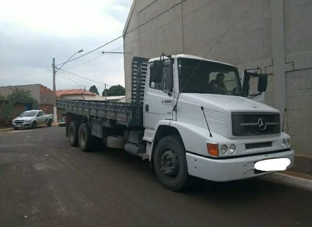Caminhão Mb 1620 110mil - Foto 3