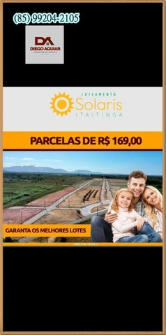 Solaris Loteamento em Itaitinga ¨%$#@ - Foto 5