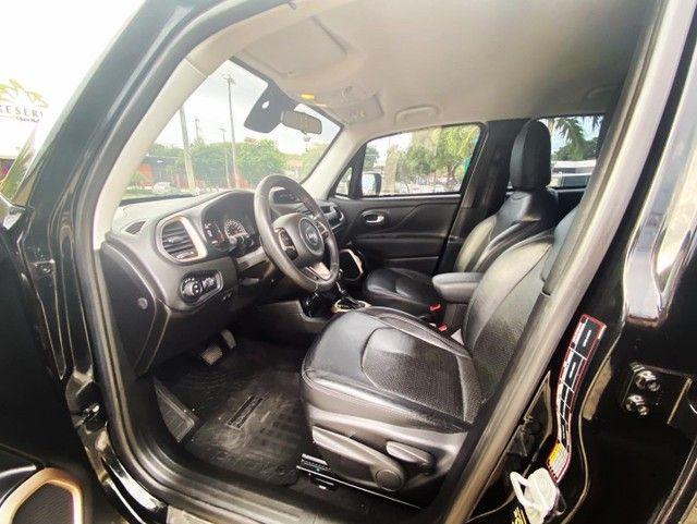 Jeep Renegade Sport 2016 4x4 Diesel, Blindada! - Foto 10