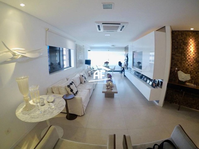 Cobertura Duplex com Vista para o mar na Ponta Verde, 304m², 4/4 todos suítes - Foto 2