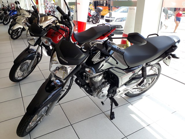 Moto Honda Start 160 Entrada: 1.335 Financiada!!! - Foto 12