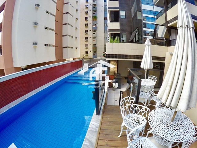 Apartamento novo na Ponta Verde - Divisão em até 100x - 4 quartos sendo 3 suítes - Foto 17