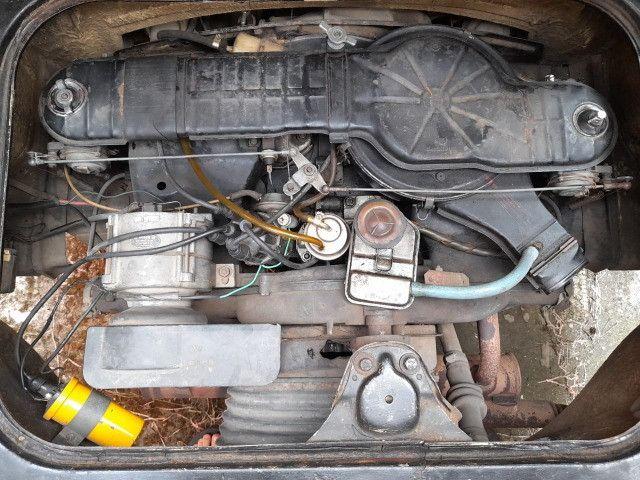 VW Variant 1600 ano 1974 conservada, carro antigo de coleção - Foto 6