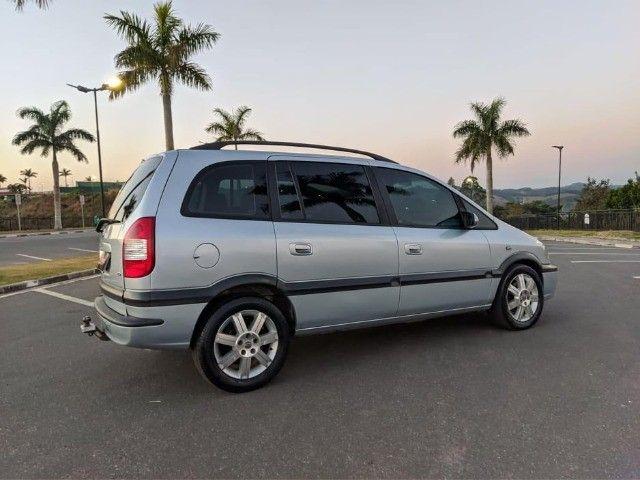 Chevrolet completa 7 lugares elegance Zafira - Foto 4
