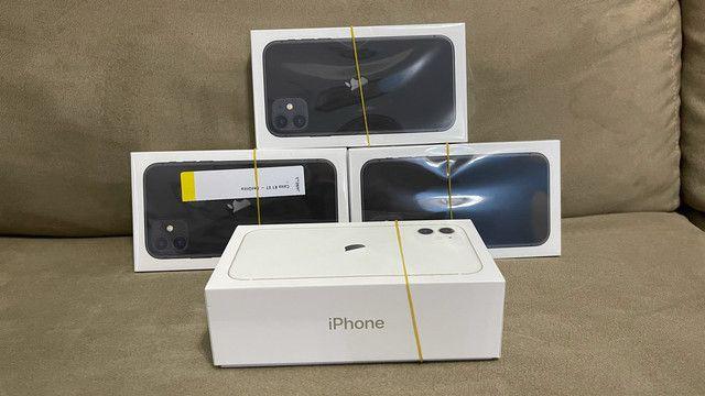 IPHONE 11 novos lacrados!!!  - Foto 2