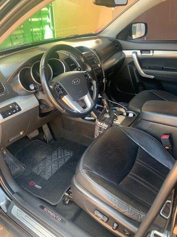 Kia Sorento 3.5 V6 4x2 2012 - Aut - Foto 5