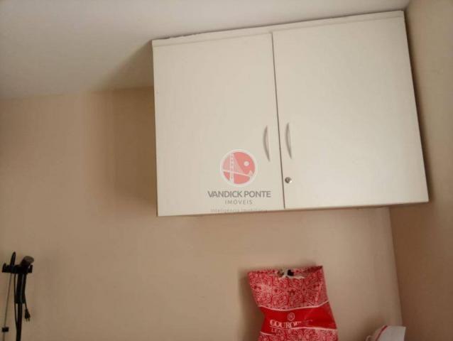 Apartamento com 3 dormitórios à venda, 150 m² por R$ 750.000,00 - Guararapes - Fortaleza/C - Foto 16