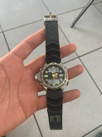 Relógio c500