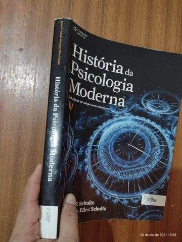 História da Psicologia Moderna - Duane P.Schultz E Sydney Ellen Schultz - Foto 3