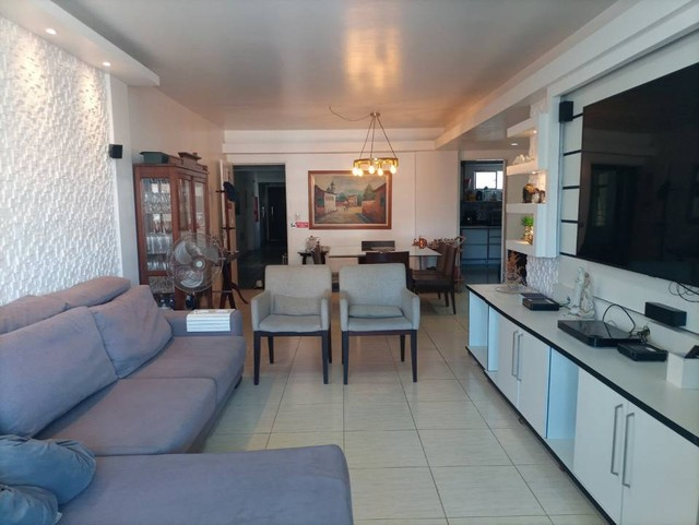 Apartamento para venda possui 140 metros quadrados com 3 quartos em Ponta Verde - Maceió - - Foto 5