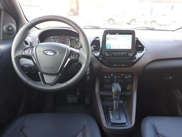 Ford Ka 1.5 Freestyle automático,  impecável  - Foto 7