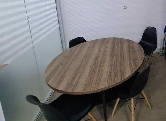 Vendo Mesa de escritorio Semi Nova R$ 550 reais