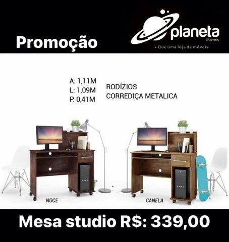Mesa Studio para escritório montagem grátis