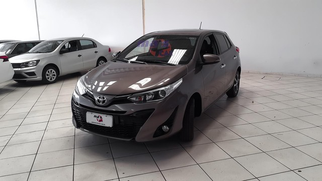 Toyota Yaris XLS 1.5 16V CVT FLEX - Foto 3