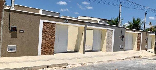 Lindas Casas no Eusébio Com Três Quartos! - Foto 5