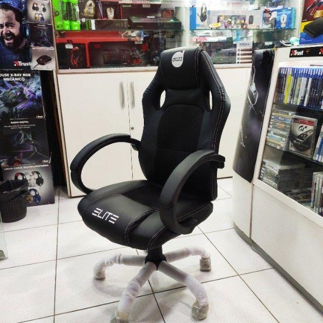 Cadeira Dazz Elite p/ Escritório - Pronta Entrega - Foto 4
