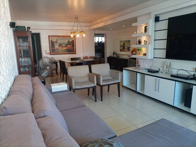 Apartamento para venda possui 140 metros quadrados com 3 quartos em Ponta Verde - Maceió - - Foto 3