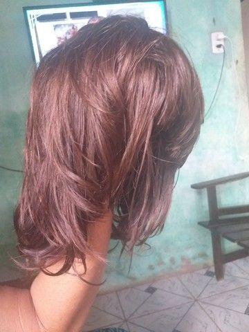 Vendo Lince Cabelo Humano Feminino  - Foto 2