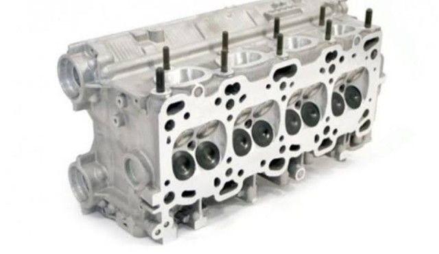 Cabeçote Renault, 19, Twingo, Laguna v6, Scenic 2.0 8v, Traffic G e D, Clio 1.0 8v etc. - Foto 3