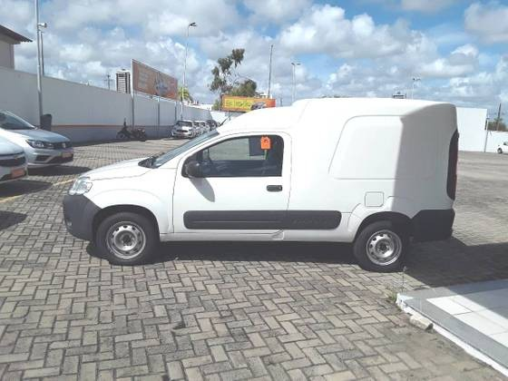 FIORINO 2019/2020 1.4 MPI FURGÃO HARD WORKING 8V FLEX 2P MANUAL - Foto 8