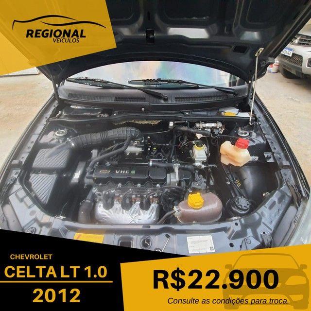 Celta Spirit  LT 1.0 MPFI 8V FlexP. 5p Z 1 - Foto 14