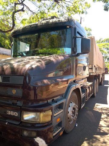 Cabine Scania 124 - Foto 2